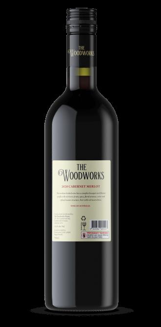 2020 Woodworks Cabernet Merlot